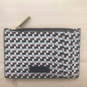 Small wallet.